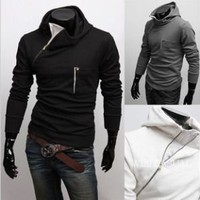 2010 new mens slim fit ride hoodie jacket AU: XS S M L - eBay (item 220684030990 end time  Mar-15-11 19:00:44 PDT)