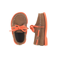 SPERRY TOP-SIDER® FOR BABY AUTHENTIC ORIGINAL 2-EYE BOAT SHOES