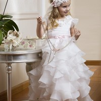 pictures of Flower Girl Dresses FGD166