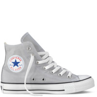 Grey Chuck Taylor All Star Shoes : Chuck Taylor All Stars | Converse.com