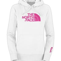 The North Face Women's Shirts & Tops WOMEN'S PINK RIBBON HALF DOME HOODIE