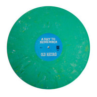 A Day To Remember: Old Record Vinyl (Green)