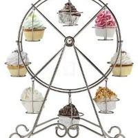 FERRIS WHEEL CUPCAKE HOLDER 8PC