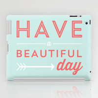 Beautiful Day iPad Case by Allyson Johnson