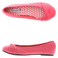 Women's Bayley Twist Flat