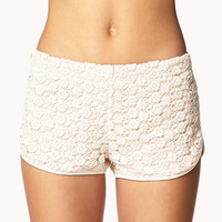 Good Sport Lace Shorts