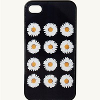Daisy Grid iPhone 4/4S Case