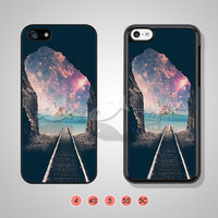 dream tunnel, iPhone 5 Case, iPhone 5s Case, iPhone 5c case, iPhone 4 Case, iPhone 4s case Phone Cases, Phone Covers - D50882