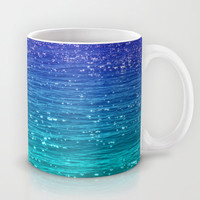 SEA SPARKLE Mug by catspaws