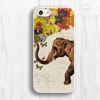 Elephant Iphone 5 case, IPhone 5C case,IPhone 5S case,IPhone 4 case,IPhone 4S case,IPhone 4s case