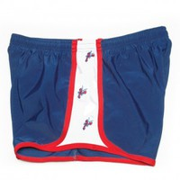 Classic Lobster Shorts | Krass & Co. — High-end Athletic Wear
