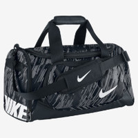 Nike YA TT Small Kid's Duffel Bag - Cool Grey