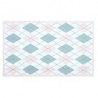 The Rug Market Haywood Pink / Gray Kids Rug - 11735 - Kids' Rugs - Area Rugs by Style - Area Rugs