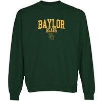 Baylor Bears Team Arch Sweatshirt - Green