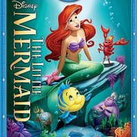 Little Mermaid: Diamond Edition [Blu-ray] (1989)