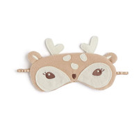 Deer sleeping mask