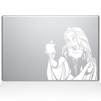 Tangled Rapunzel Macbook Decal