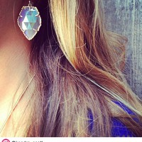 Corley Drop Earrings in Iridescent Agate - Kendra Scott Jewelry