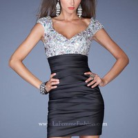 La Femme 19503 at Prom Dress Shop