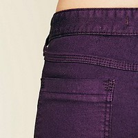 Free People Womens Lightweight Stretch Skinny -