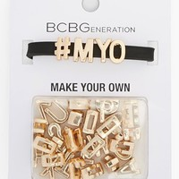 BCBGeneration Mini Affirmation Customizable Bracelet | Nordstrom