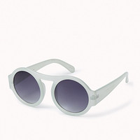 F4117 Round Sunglasses