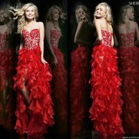 Sherri Hill Dress 11093 at Prom Dress Shop