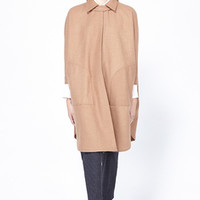 Totokaelo - No. 6 Wool Cape - $299.60