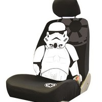 Star Wars Automotive Seat Covers - Stormtrooper - Single