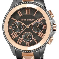 Vince Camuto Multifunction Pyramid Bracelet Watch, 42mm | Nordstrom
