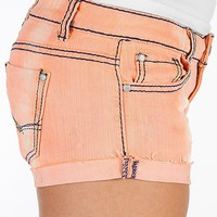 Almost Famous Cuffed Stretch Short