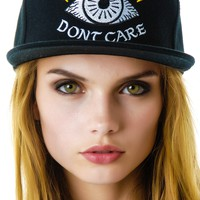 Eye Don't Care Hat