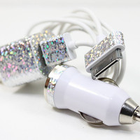 3in1 Hologram Love iPhone 4/4s Charger