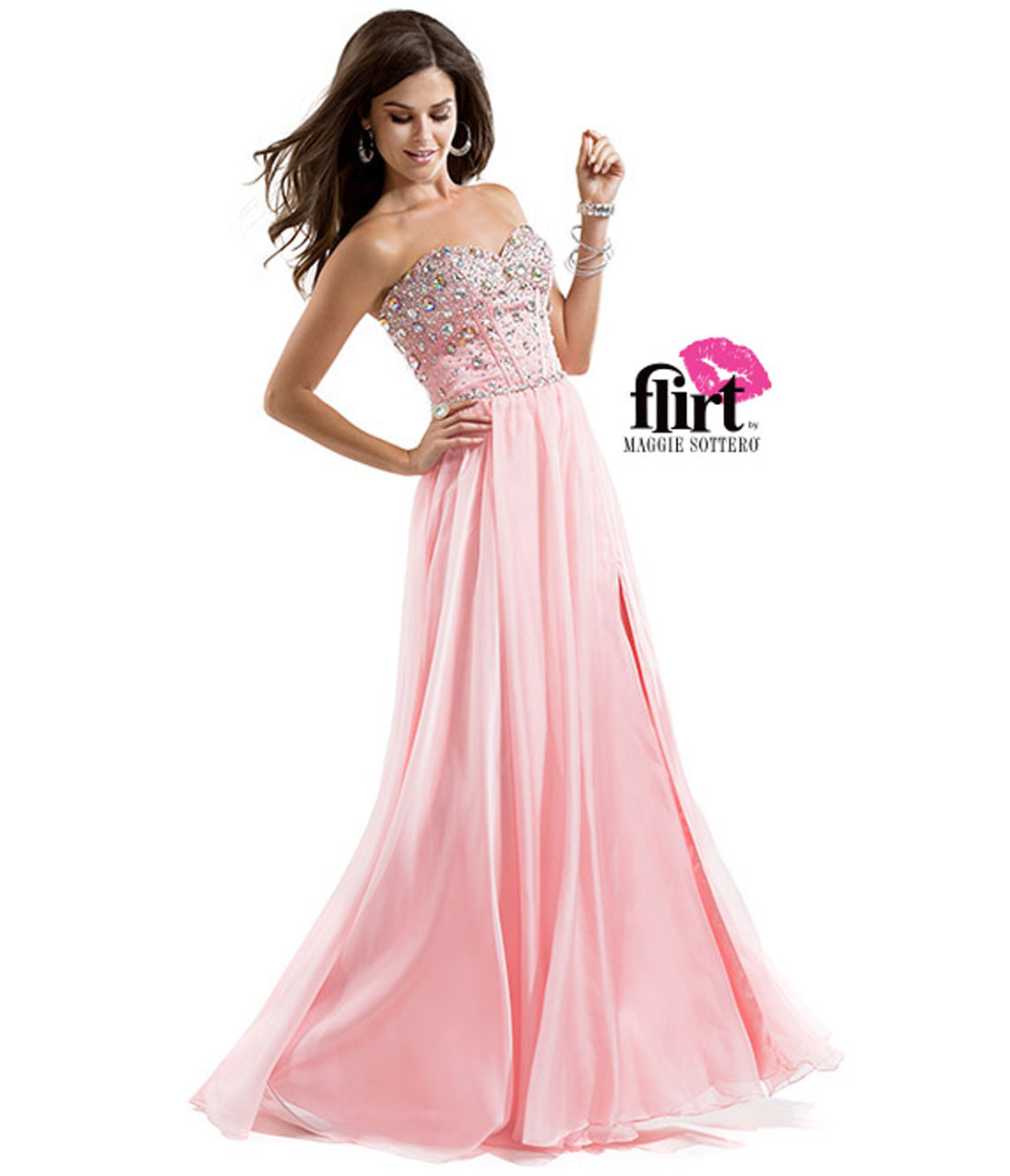 Flirt by maggie sottero prom dresses eligent prom dresses for Immediate resource wedding dresses