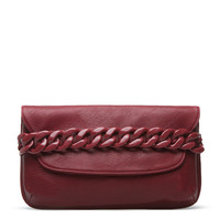 ShoeDazzle Bono Oversized Clutch