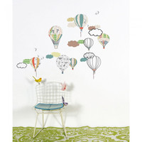 Mimi'Lou wall stickers - Balloons - the KID who