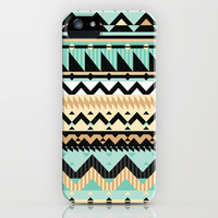 Mix #534 iPhone & iPod Case by Ornaart