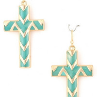 Travel to the Mountain Earrings