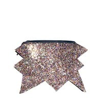 House of Holland Starburst Bag in Multi Glitter