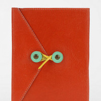Colorblock Wrap Mini Journal-