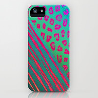 Rawrrr!! iPhone & iPod Case by Ally Coxon