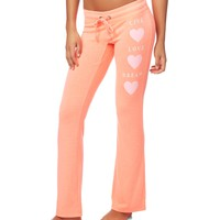 LLD Hearts Sweat Pants