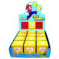 Super Mario Bros. Coin Candy