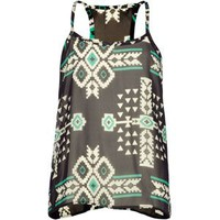 FULL TILT Tribal Print Girls Tank