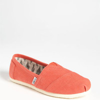TOMS 'Classic - Earthwise' Slip-On (Women) | Nordstrom