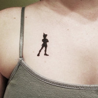 Peter Pan - Neverland - Disney Temporary Tattoo