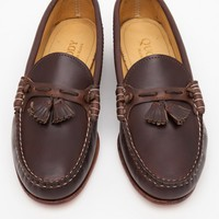 Quoddy / Toasted Coconut Fringe Loafer