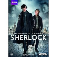 Sherlock: Season Two (2 Discs) (Widescreen)