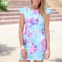 FLORAL DAYS DRESS  Australia, Queensland, Brisbane