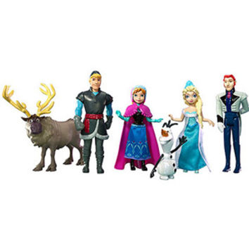 Walmart: Disney Frozen Small Doll Complete Story Set